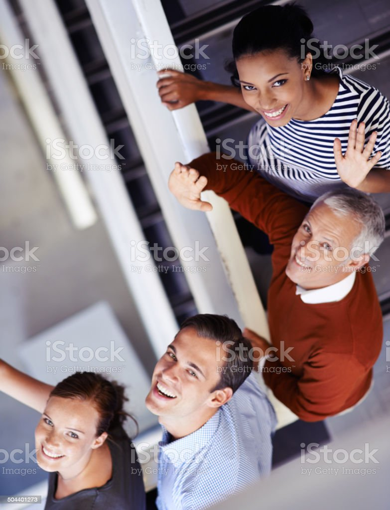 We'll be happy to help you stock photo