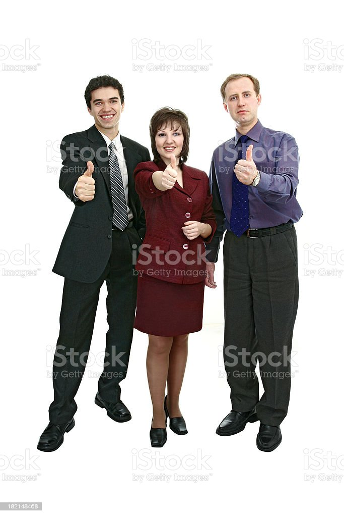 Well done!!! royalty-free stock photo