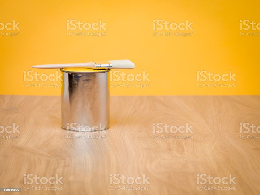 well done yellow stock photo