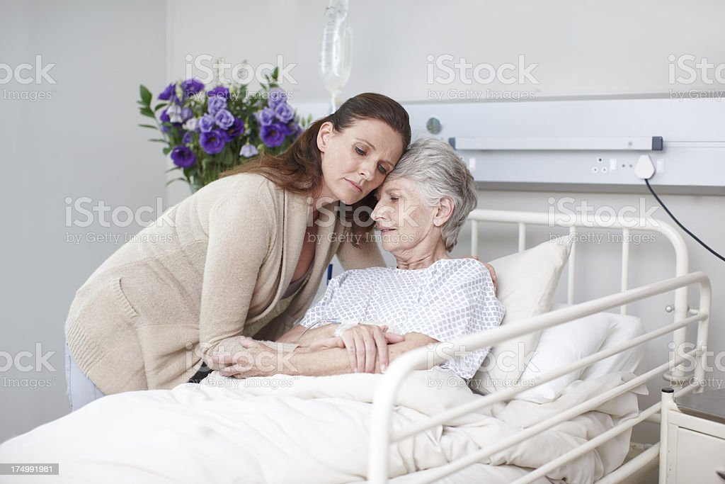 We'll get the best doctors royalty-free stock photo