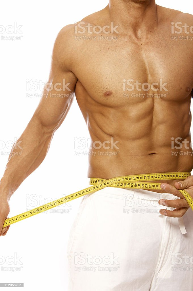 Well Shaped royalty-free stock photo