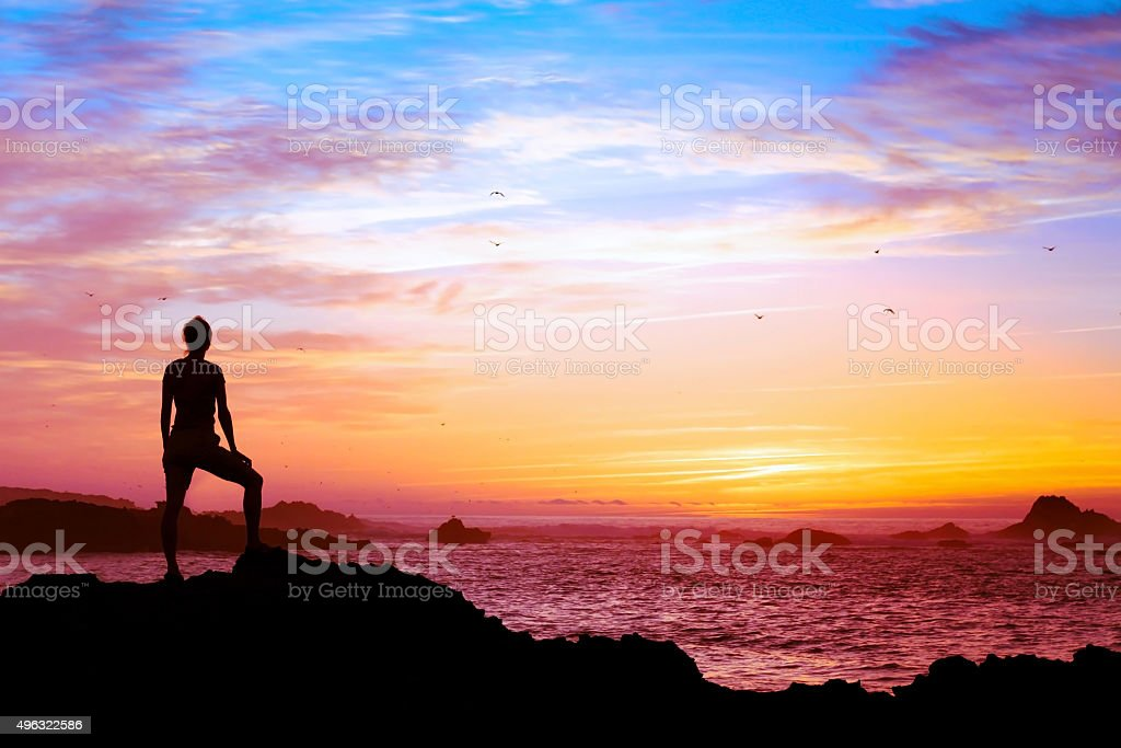 wellbeing concept stock photo