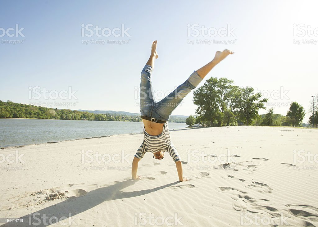 Wellbeing stock photo