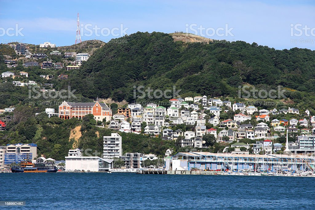 Wellington royalty-free stock photo