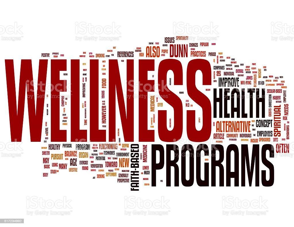 Wellness concepts stock photo