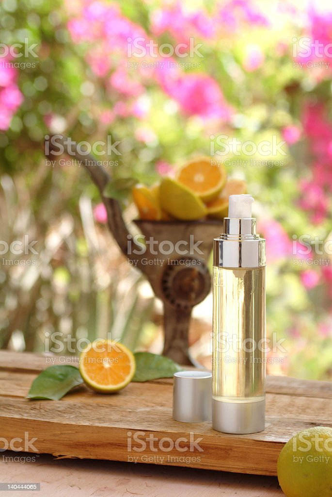 Wellness natural products royalty-free stock photo