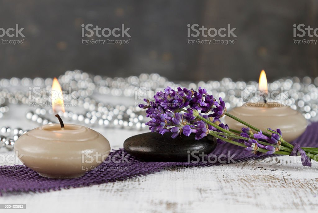 wellness therapy stock photo