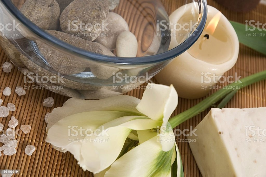 welness products royalty-free stock photo