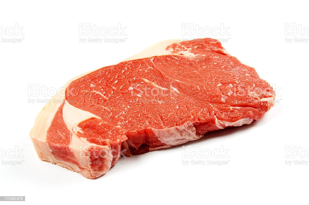 Welsh Beef royalty-free stock photo