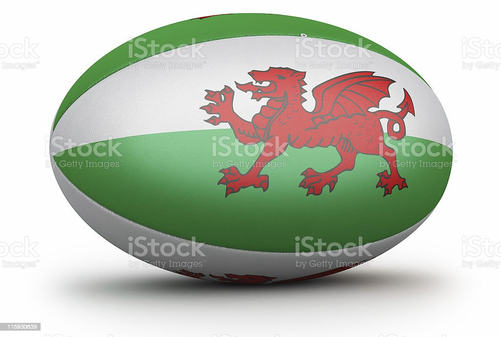 Welsh Rugby stock photo