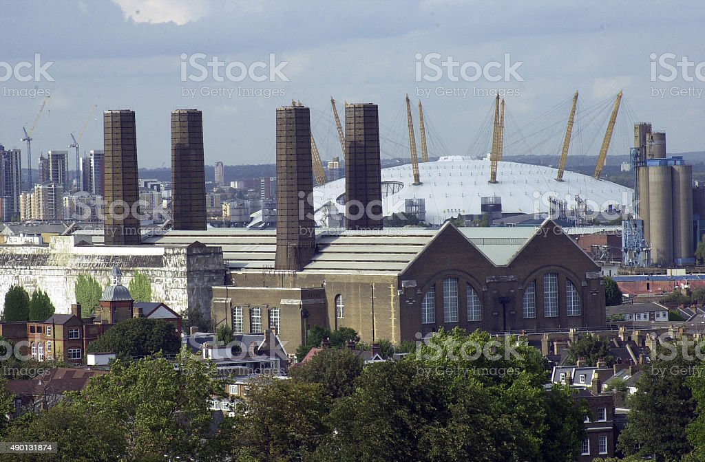 Wembly Stadium, London stock photo