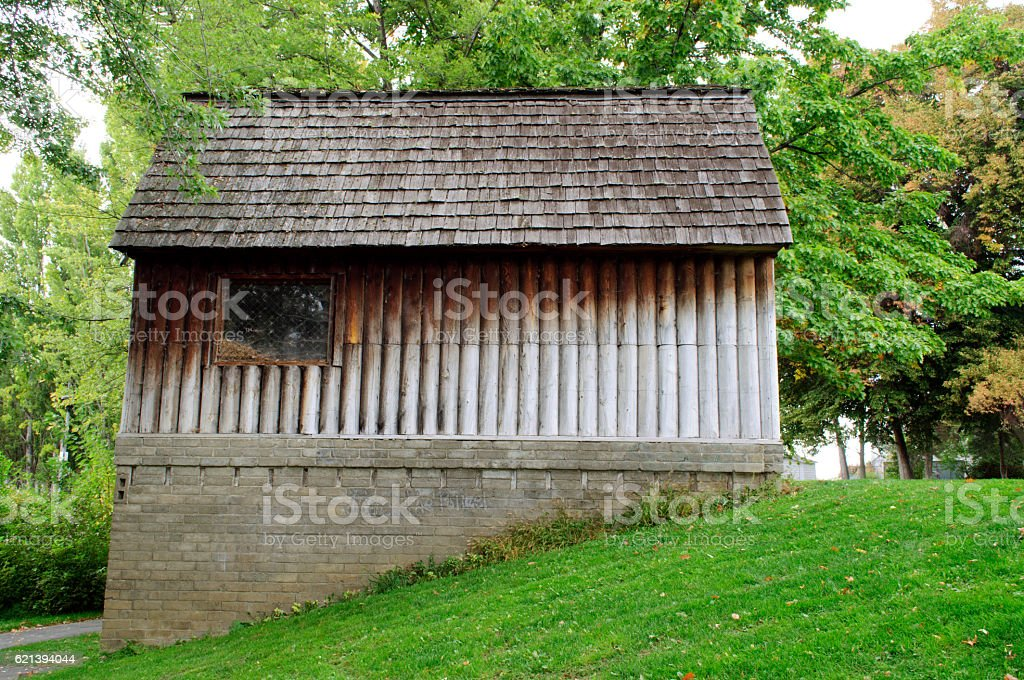 Wenatchee Boat House stock photo