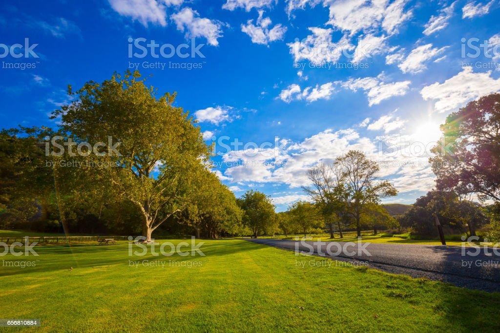 Wenderholm Regional Park stock photo