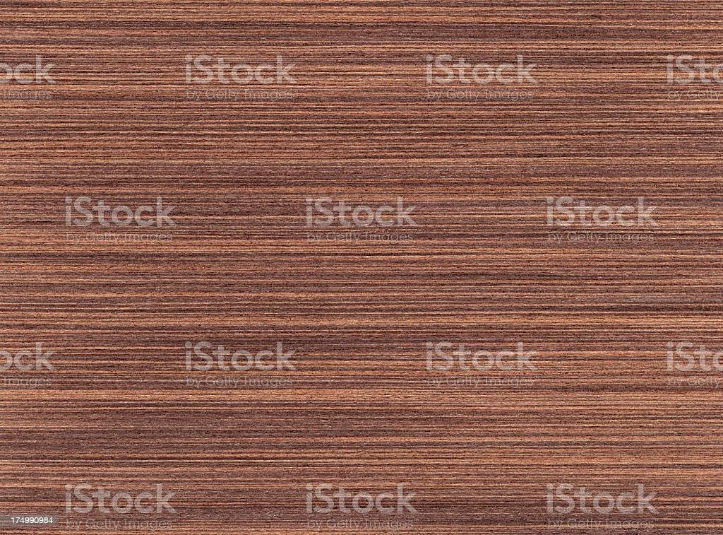 Wenge wood background royalty-free stock photo
