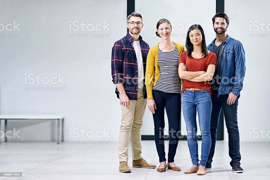We're about to embark on success together stock photo
