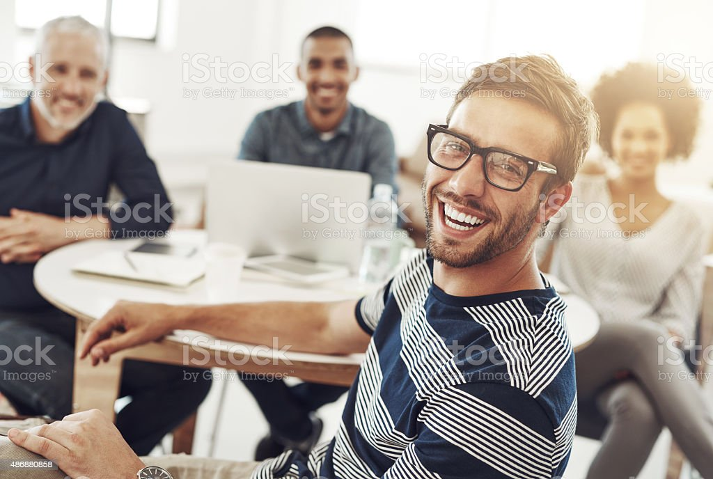 We're focused on doing our best stock photo