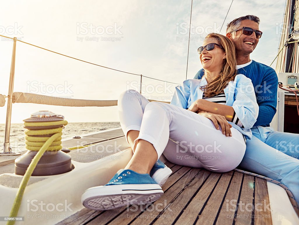 We're making memories all over the place stock photo