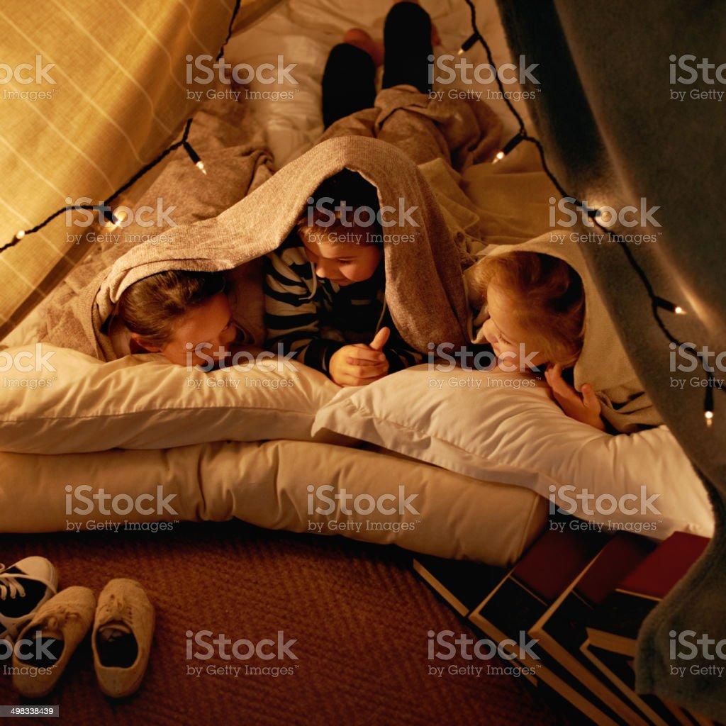 We're never going to sleep stock photo