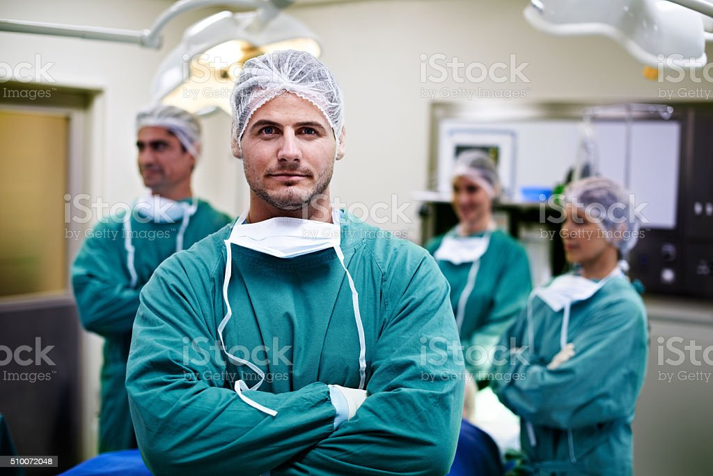 We're ready for the patient stock photo