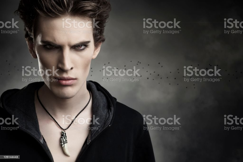 Werewolf stock photo