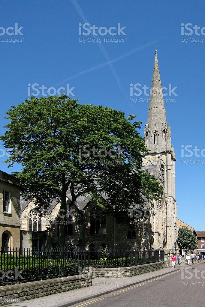 Wesley-Kirche-Oxford – Foto