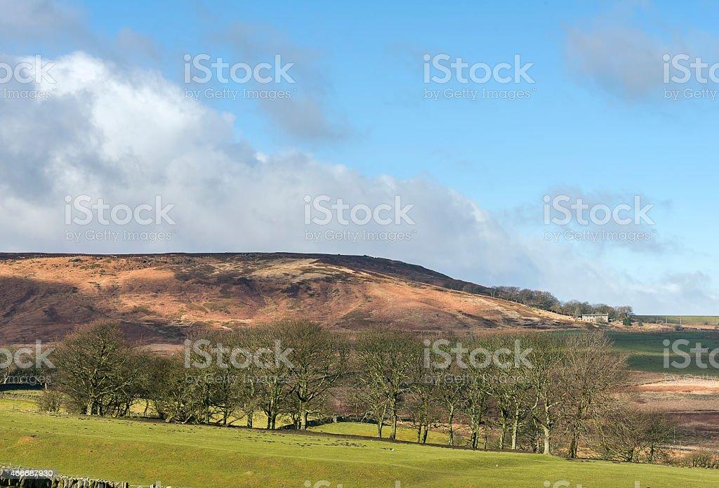 Wessenden head,Huddersfield stock photo