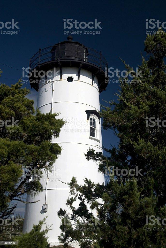 West Chop Lighthouse stock photo
