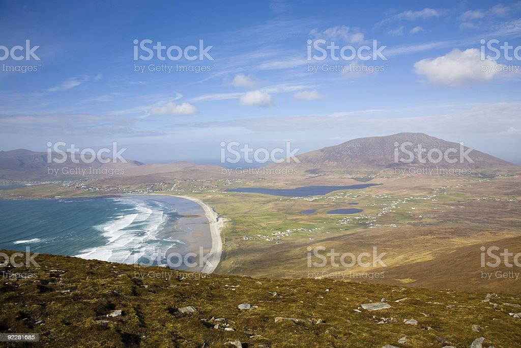 west coast ireland stock photo