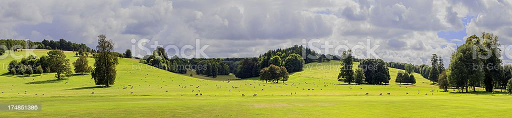 west dean royalty-free stock photo