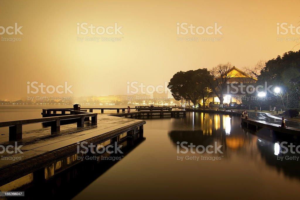 West Lake (XiHu) stock photo