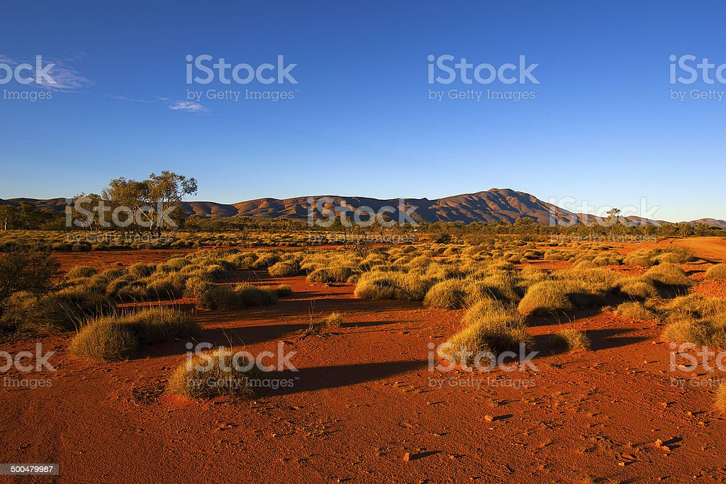 West Macdonnell Ranges, Northern Territory, Australia stock photo