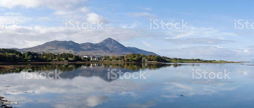 West of Ireland, Westport, County Mayo stock photo