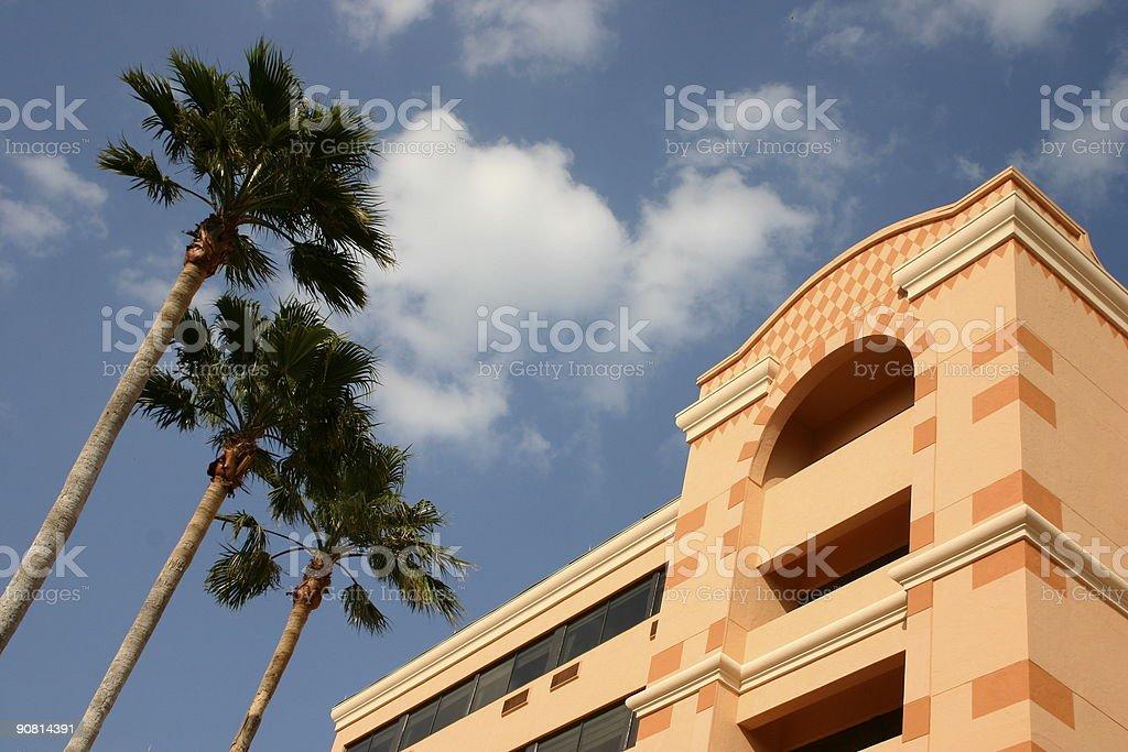 West Palm Beach Lizenzfreies stock-foto