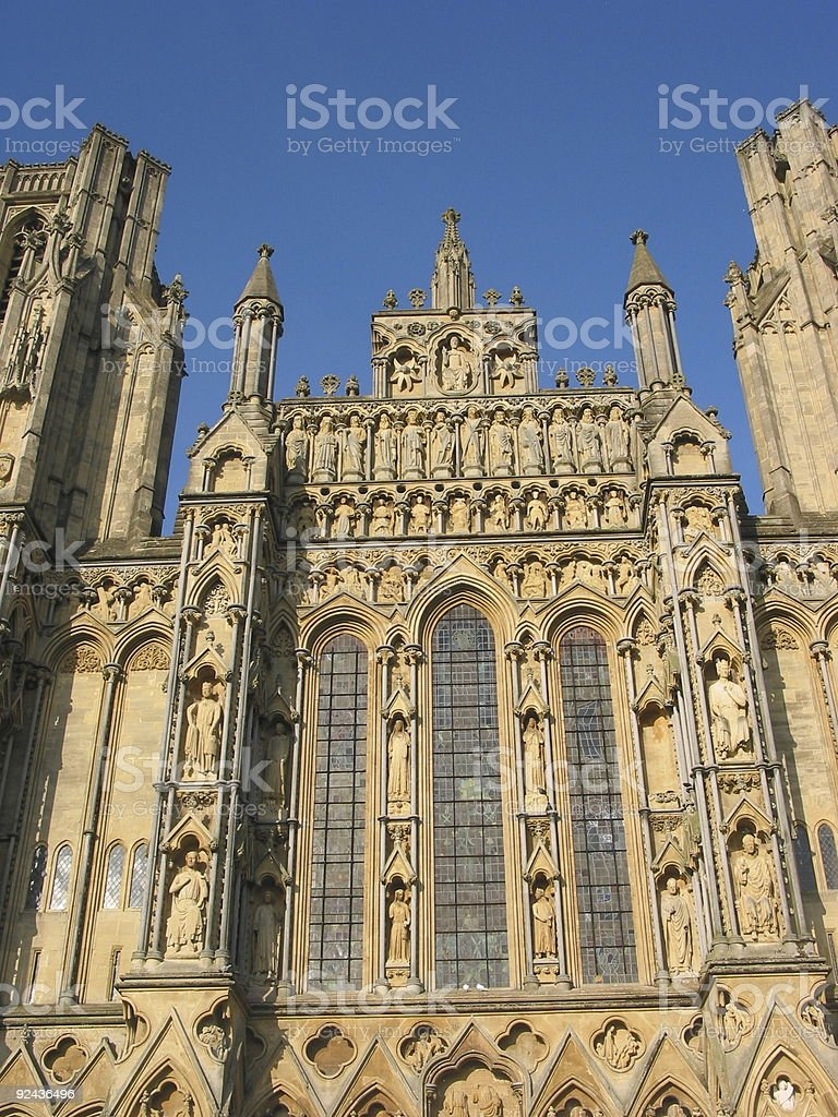 West Window royalty-free stock photo