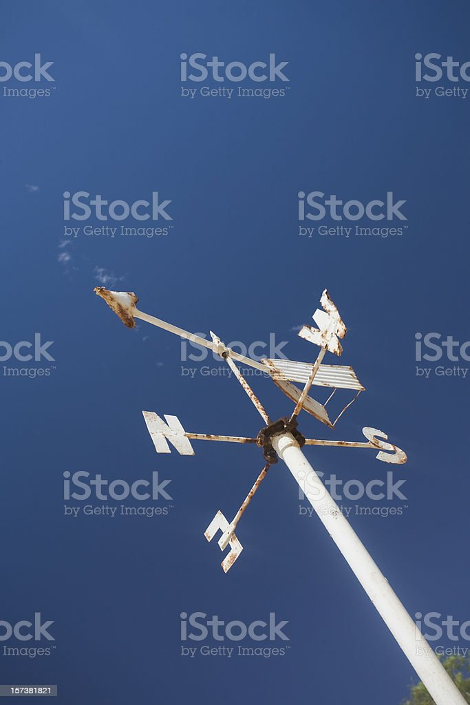 Western Australia - directional dile royalty-free stock photo