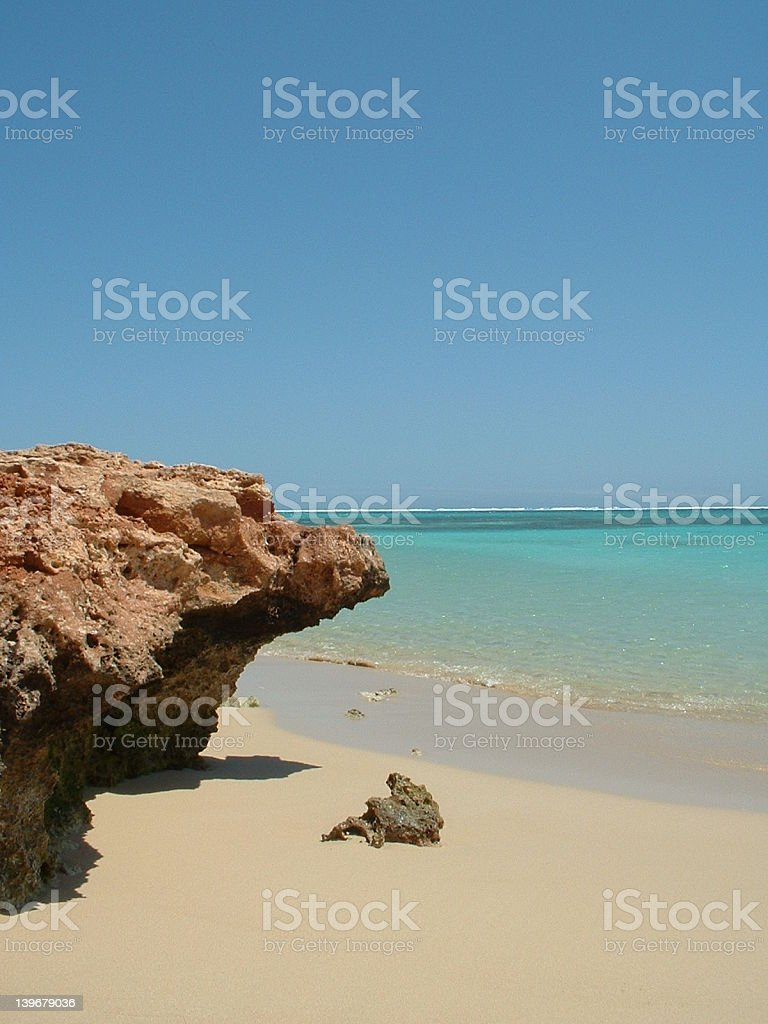 Western Australia royalty-free stock photo