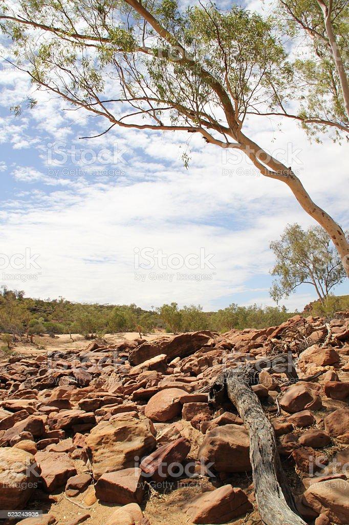 Western australia stock photo