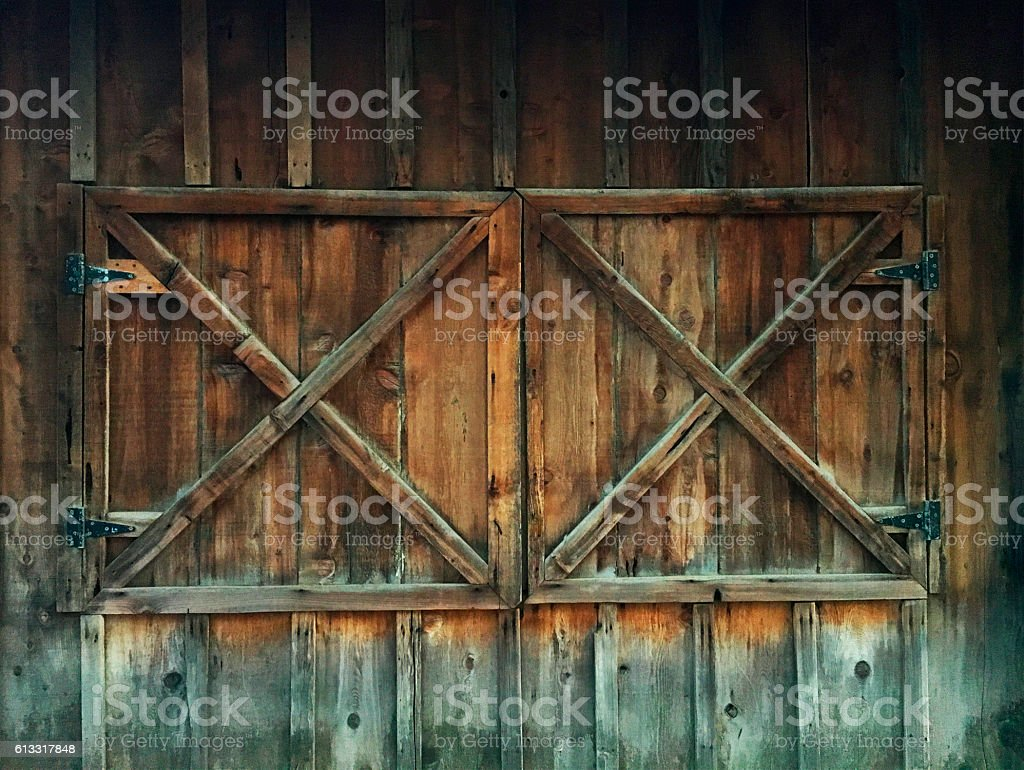 Western  Frame Background stock photo