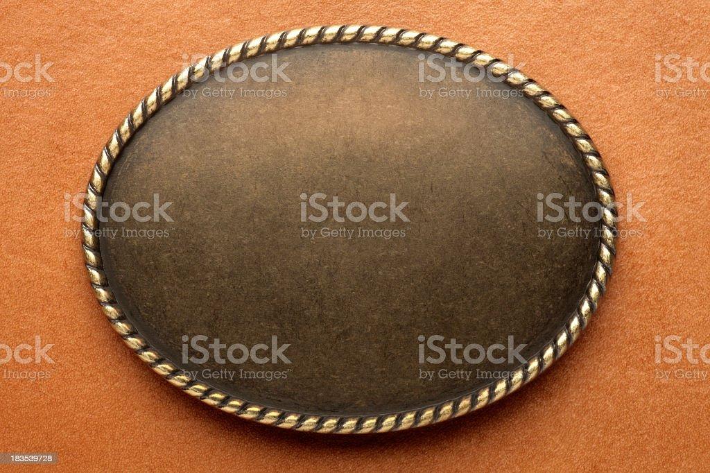 Western Style Frame stock photo