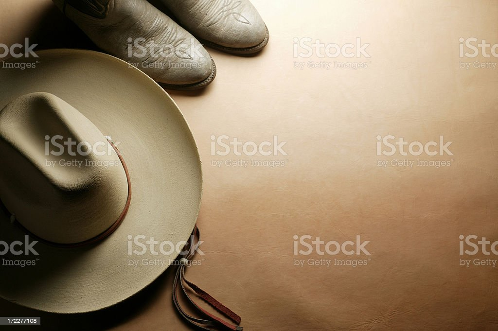 Western Theme stock photo