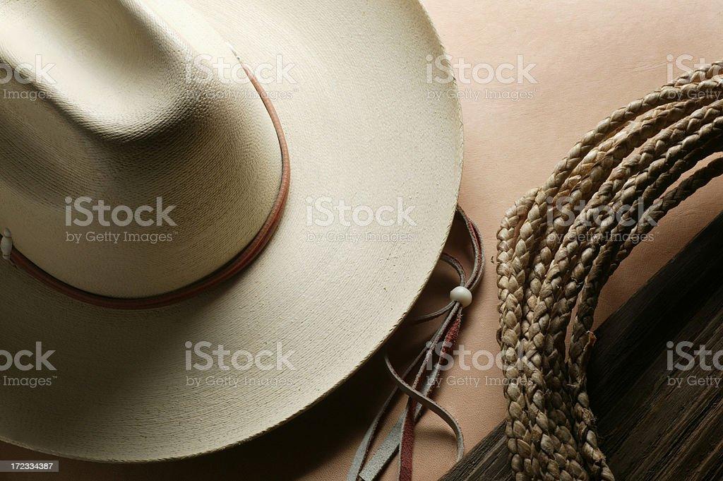 Western Theme royalty-free stock photo