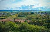 Western Ukrainian countryside