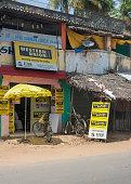Western Union Agency.