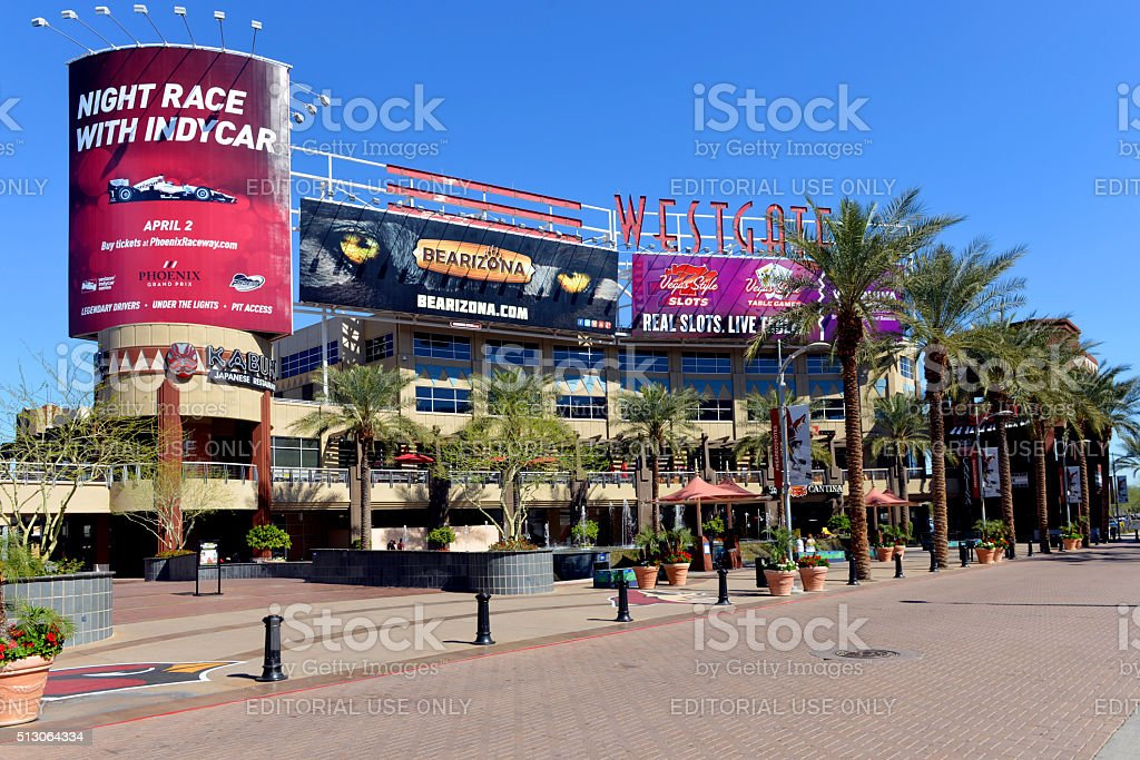 Westgate Entertainment District stock photo