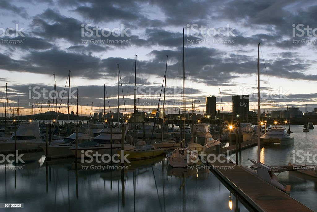 Westhaven Dawn stock photo