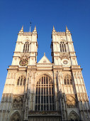 Westminster Abbey church London England