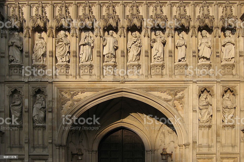 Westminster Abbey, London – Foto
