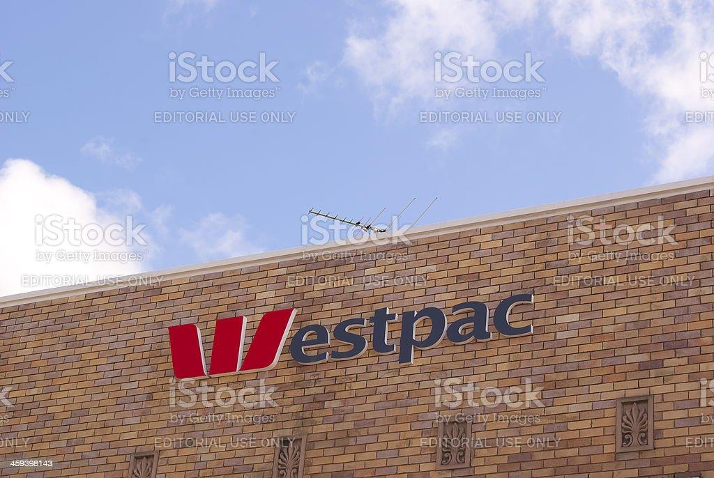 Westpac stock photo