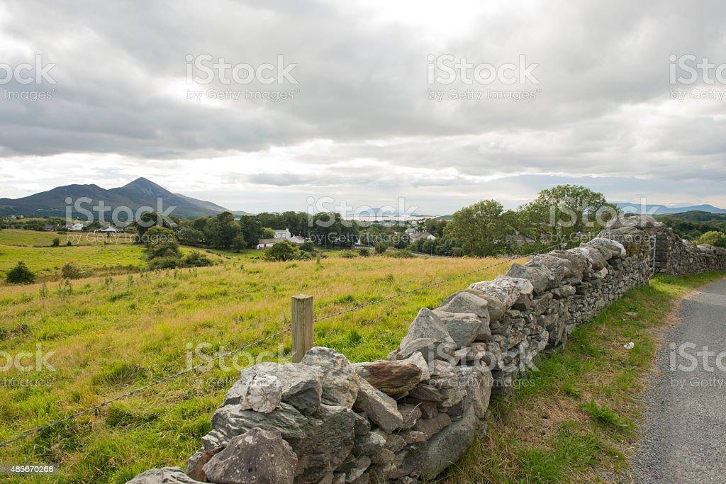 Westport, Co. Mayo, Ireland stock photo