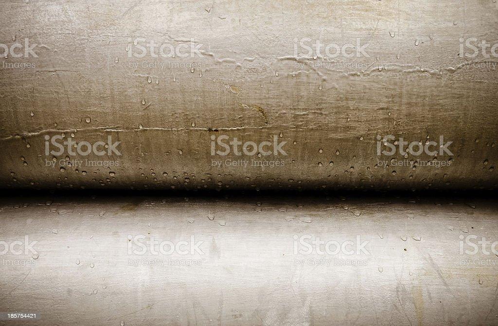 Wet Zylinder Lizenzfreies stock-foto